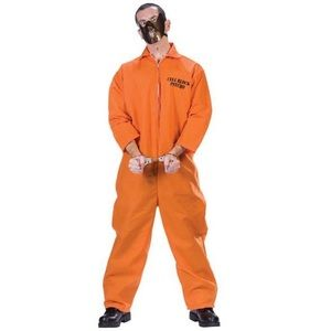 Cell Block Psycho Adult Costume